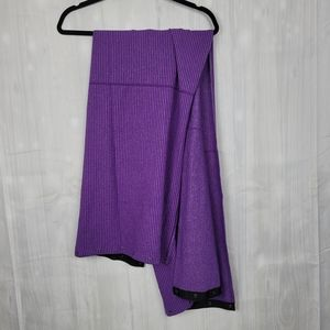 Lululemon Vinyasa Scarf Purple
